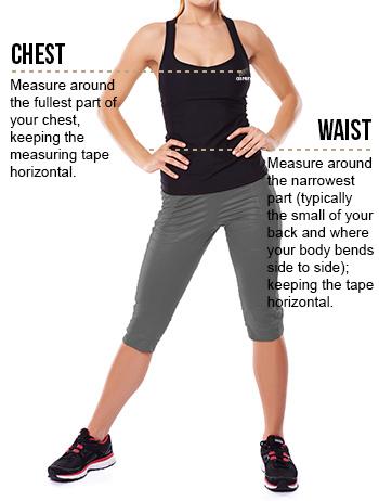 Size Chart Woman