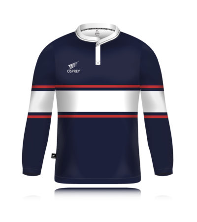 Cotton Rugby Shirt (LS)