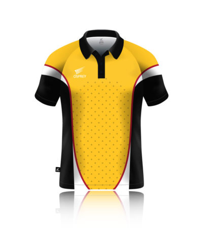 Men's Sublimated Cricket Shirt