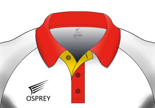 Osprey Collar Polo